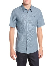 Travis Mathew Studebaker Regular Fit Sport Shirt