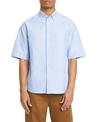 Noon Goons The Simple Short Sleeve Oxford Shirt