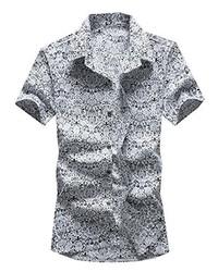 Light Blue Short Sleeve Shirt
