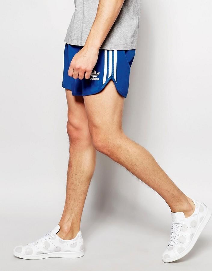 Meditativo Notable Humanista  adidas Originals Retro Shorts Aj6933, $50 | Asos | Lookastic