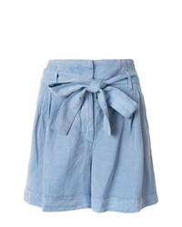 Jacob Cohen Belt Tie Shorts