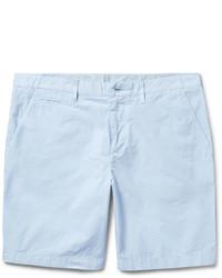 Burberry Cotton Twill Chino Shorts