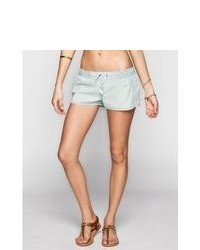 Hurley Beachrider Tie Shorts Chambray In Sizes Small X Small Large Medium X Large For 233728224
