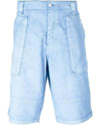 Kenzo Stitch Detail Shorts