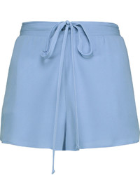 Michelle Mason Silk Crepe De Chine Shorts