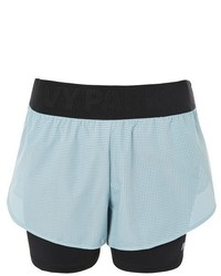 Ivy Park Perforated Layer Running Shorts