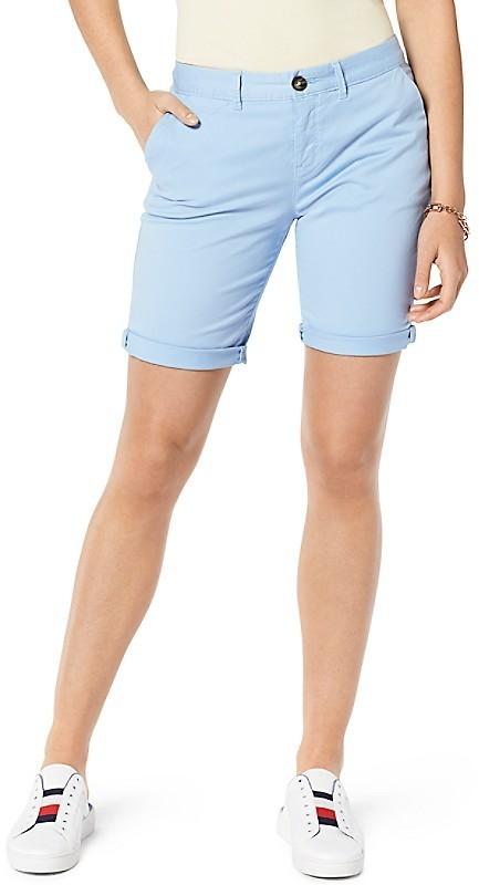 Tommy Hilfiger Stretch Cotton Bermuda Short