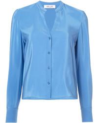 Diane von Furstenberg Buttoned Blouse