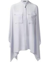 Alexander McQueen Batwing Sleeve Shirt