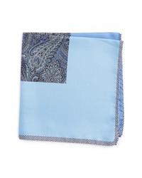 Nordstrom Men's Shop Five Panel Silk Pocket Square