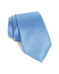 Light Blue Silk Tie