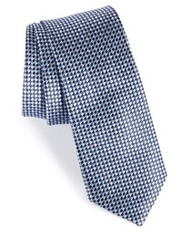 Shop solid silk skinny tie medium 3995953