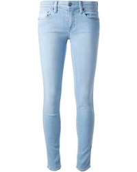 Light Blue Skinny Jeans | Women's Fashion
