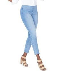 NYDJ Alina Pull On Ankle Skinny Jeans