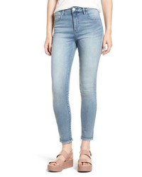 PROSPERITY DENIM Ankle Skinny Jeans