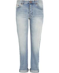 The Row Ashland Mid Rise Slim Jeans