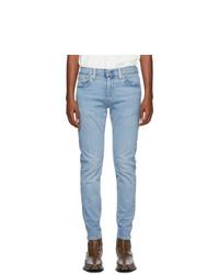 Levis Blue 512 Slim Taper Jeans