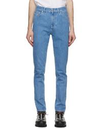 Burberry Blue Denim Slim Jeans