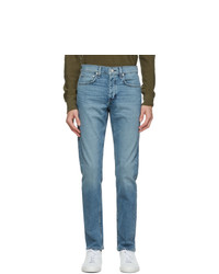 Rag and Bone Blue Fit 2 Jeans