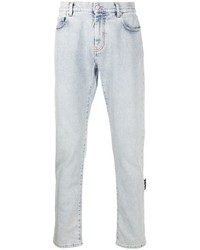 Off-White Diagonals Skinny Fit Jeans