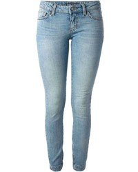 Dolce & Gabbana Washed Skinny Jeans