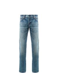 Mastercraft Union Fade Wash Skinny Jeans