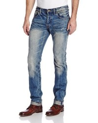PRPS Goods Co Rambler Skinny Fit Selvedge Jean In Five Year