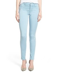High waist ankle super skinny jeans medium 518691