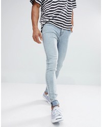 Cheap Monday Him Spray Super Skinny Jeans Stoned