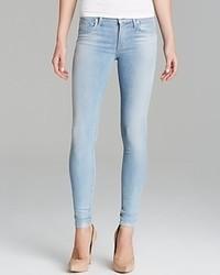 Hudson Jeans Krista Super Skinny In Light My Fire