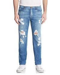 Hudson Slouchy Skinny Leg Jeans
