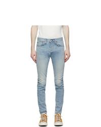Rag and Bone Indigo Fit 2 Jeans
