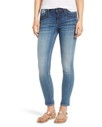 Jagger embriodered skinny jeans medium 3731462
