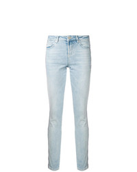 Zoe Karssen Light Wash Skinny Jeans