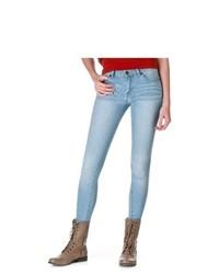 Monarda Juniors Skinny Stretch Ankle Jeans Light Blue Size 1