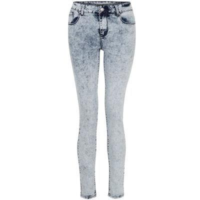 Buy New Look Women's Blue Acid Wash Skinny Jeans. Similar products also available. SALE now on!Price: $
