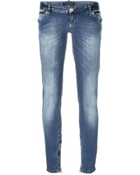 Philipp Plein Skinny Fit Jeans
