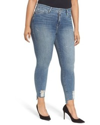Good American Plus Size Good Legs High Waist Skinny Jeans
