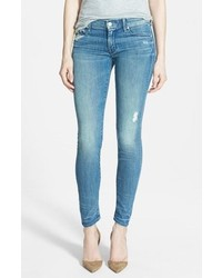 MOTHE R The Looker Skinny Stretch Jeans