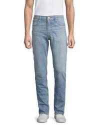 Hudson Skinny Straight Leg Jeans
