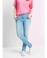 Violeta BY MANGO Slim Fit Susan Jeans