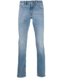 Tommy Hilfiger Straight Leg Stonewashed Jeans