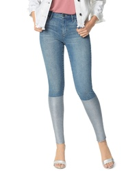 Sam Edelman The Kitten Dipped Ankle Skinny Jeans