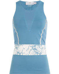 adidas by Stella McCartney Tank With Snake Printed Insert