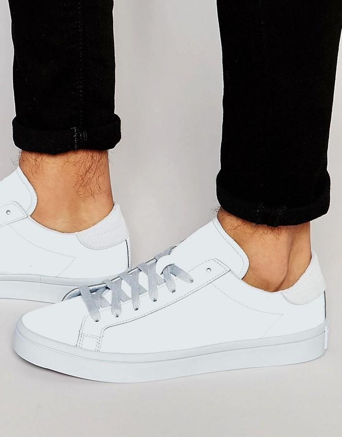 Adidas adidas originali corte vantage adicolor scarpe in blu