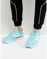 adidas Originals Haven Sneakers In Blue Bb1289