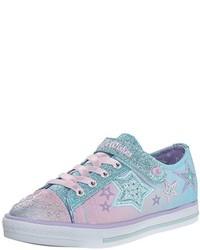 Skechers Kids Twinkle Wishes Enchanters Light Up Sneaker