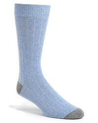 Light Blue Socks