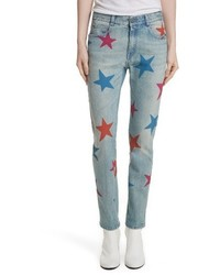 Stella McCartney The Skinny Boyfriend Star Jeans