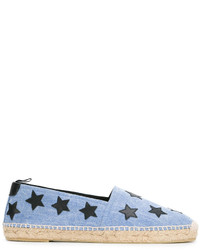 Saint Laurent Star Detail Espadrilles